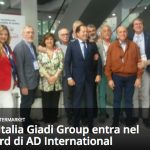 La Giadi Group annuncia l'ingresso in AD International