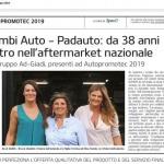 Speciale Autopromotec 2019